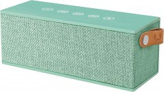 Fresh´N Rebel Rockbox Brick Fabriq Edition Bluetooth Speaker / Peppermint