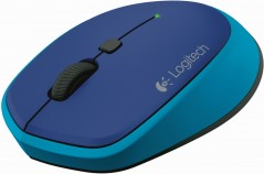 Logitech M335 Wireless Mouse / Blau